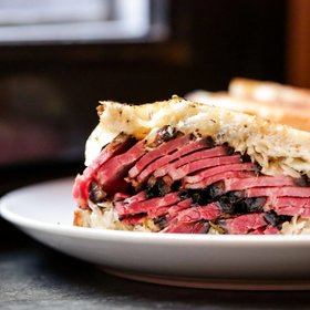 mkgalleryamp; Wine: Beloved Pastrami Joint Expands in NYC