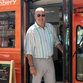 Food & Wine: Andrew Zimmern Drops $10,000 Tips at Food Trucks on Upcoming Food Network Series