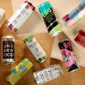 mkgalleryamp; Wine: Wine Drinkers Are Finally Taking to Cans