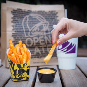 mkgalleryamp; Wine: Taco Bell Tests Some Crazy New Fries