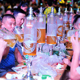 mkgalleryamp; Wine: China's Qingdao Beer Festival Taps Into a Thirsty Market