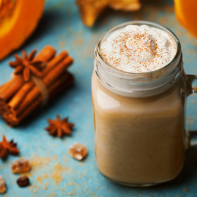 Food & Wine: Everything You Need to Know About Pumpkin Spice Lattes, According to a Nutritionist
