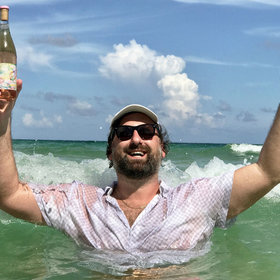 Food & Wine: Don't Worry, Eric Wareheim Is Making More of His Cult-Favorite Wine