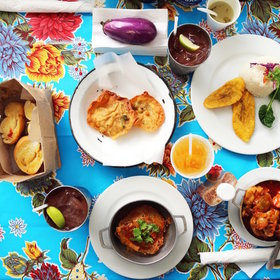 Food & Wine: Support Puerto Rico's Recovery Efforts By Eating at These Incredible Restaurants