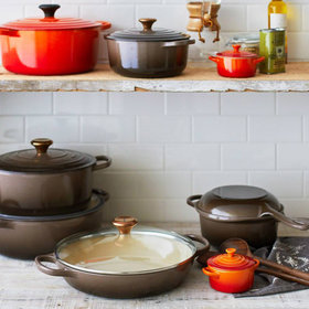 mkgalleryamp; Wine: Le Creuset Has a New Color That's Perfect for Fall