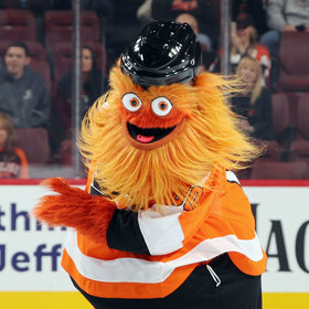 mkgalleryamp; Wine: Gritty, the Googly-Eyed Philadelphia Flyers Mascot, Already Has an Aptly-Named Beer Tribute