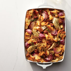 mkgalleryamp; Wine: Sausage and Fennel Stuffing