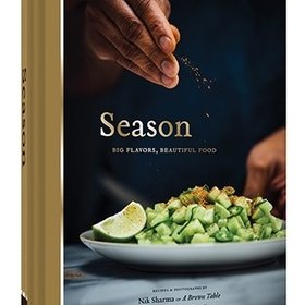 Food & Wine: A Cook and a Book: Tayari Jones Cooks Through Nik Sharma's New Cookbook, 'Season'