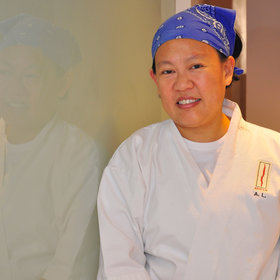 mkgalleryamp; Wine: How Anita Lo Cooks for One