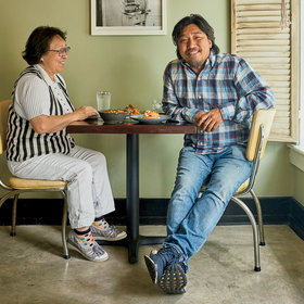 Food & Wine: On the Road From Louisville to Washington D.C. With Chef Ed Lee and His Mom