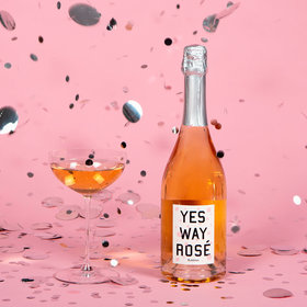 mkgalleryamp; Wine: Yes Way Rosé Bubbles Debuts Just in Time for the Holidays