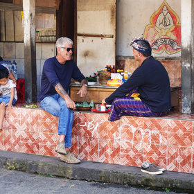 mkgalleryamp; Wine: What to Expect from 'Anthony Bourdain Parts Unknown' in Indonesia