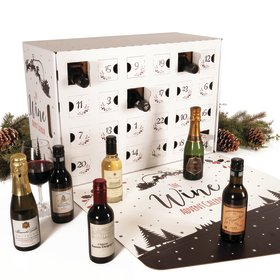 mkgalleryamp; Wine: This Boozy Advent Calendar Will Put You in the Holiday Spirit