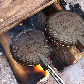 Food & Wine: The Pie Iron Is a Midwestern Camping Power Move. Here's How to Use One