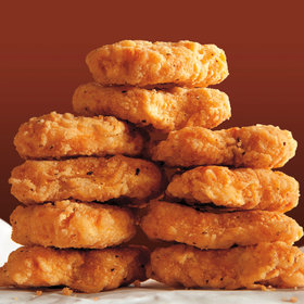 mkgalleryamp; Wine: Burger King Offers 100 Chicken Nuggets Deal for $10, Plus Free Delivery
