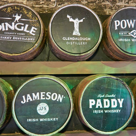 mkgalleryamp; Wine: Irish Whiskey Industry Triples-Down on Global Fight Against Counterfeit Bottles