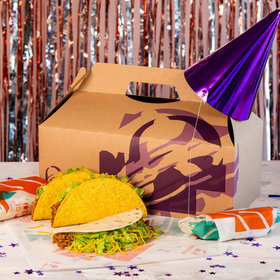 mkgalleryamp; Wine: Taco Bell Has 'Party Packs' That Can Even Be Delivered