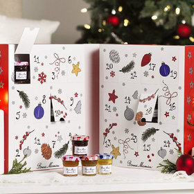 mkgalleryamp; Wine: The Bonne Maman Advent Calendar Is Back—Here's What's Inside