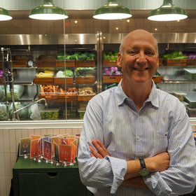 Food & Wine: Panera Founder Has Quietly Launched a Fast-Casual Empire from Boston