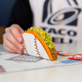 Food & Wine: Reminder: Free Taco Bell Is on the Line During the World Series