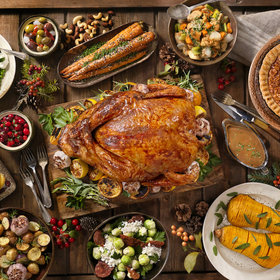 Food & Wine: 6 Food Stylist Secrets for Gorgeous Thanksgiving Food