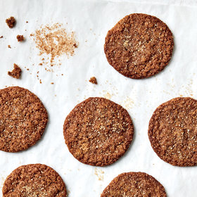 Food & Wine: Triple-Ginger Rye Cookies