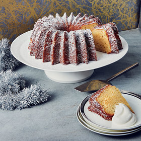 mkgalleryamp; Wine: Apple and Olive Oil Bundt Cake