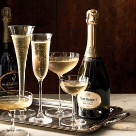 mkgalleryamp; Wine: 7 Champagnes for the Holidays