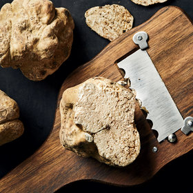 mkgalleryamp; Wine: How White Truffle Season Marks the Most Wonderful Time of the Year