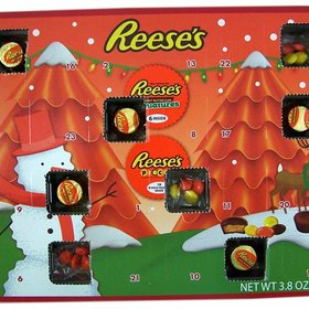 mkgalleryamp; Wine: This Reese's Advent Calendar Might Be the Sweetest Way to Count Down to Christmas