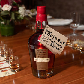 Food & Wine: 'Top Chef' Gets Its Own Bourbon Blend, Courtesy of Maker's Mark