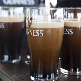 Food & Wine: Guinness to Release a Stout Aged in Bulleit Bourbon Barrels