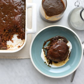 Food & Wine: Sticky Toffee Pudding