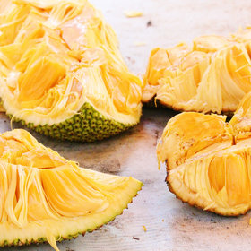 Food & Wine: The Health Benefits of Jackfruit, the Buzzy Vegan Meat Substitute That's Popping Up Everywhere