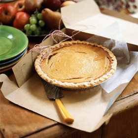 Food & Wine: When You Fly With Pie, Use a Separate Bin at the Airport—Plus More TSA Rules for Thanksgiving Travel With Food