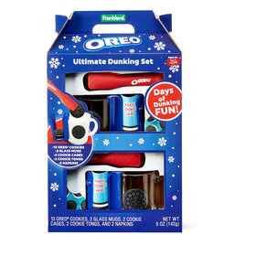 Food & Wine: The Oreo Ultimate Dunking Kit Provides Everything but the Milk