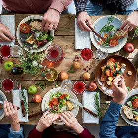 Food & Wine: How to Survive Thanksgiving If You're Vegan but Your Family Eats Meat