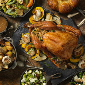 Food & Wine: Your Thanksgiving Feast Might Be Better for You Than You Think