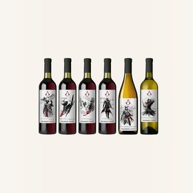 mkgalleryamp; Wine: Even the 'Assassin's Creed' Gaming Franchise Has Its Own Line of Wines Now