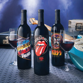 mkgalleryamp; Wine: Virgin Launches Rock 'n' Roll Themed Wine Club
