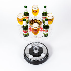 mkgalleryamp; Wine: How to Put Your Robot Vacuum to Work as a Personal Bartender