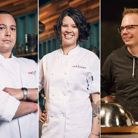 Food & Wine: Here Are the Former 'Top Chef' Contestants Returning for 'Last Chance Kitchen'