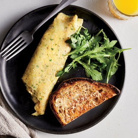 Food & Wine: French Rolled Omelet