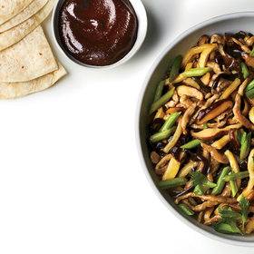 Food & Wine: Moo Shu Pork