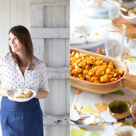 Food & Wine: Here's How Gail Simmons Would Style a Holiday Table