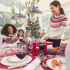 Food & Wine: 12 Tips for Hosting Holiday Guests Like a Pro