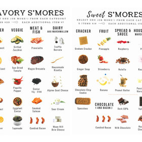 mkgalleryamp; Wine: Behold: The S'mores Matrix