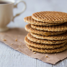 mkgalleryamp; Wine: Stroopwafels Return to United Airlines Domestic Flights