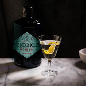 mkgalleryamp; Wine: Hendrick's Gin Releases Small-Batch Exclusive Made with Lotus Blossom Essences