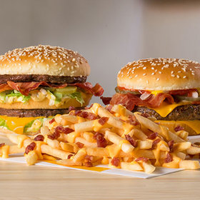 mkgalleryamp; Wine: McDonald's Adds Bacon Upgrade to Big Macs and Quarter Pounders
